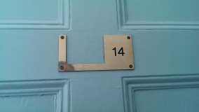 Withersdane door number
